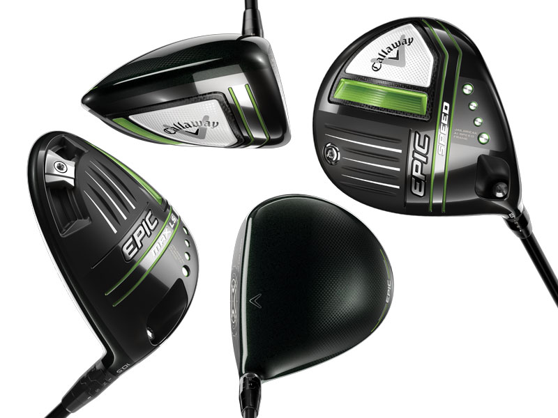 Callaway Epic 21 Drivers Revealed - Golf Monthly Gear News