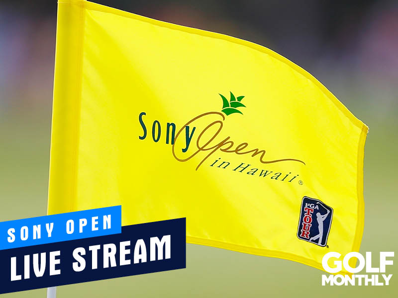 Sony Open Live Stream - Don't miss the action from Hawaii