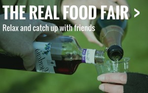 The Real Food Fair at the Field & Country Fair