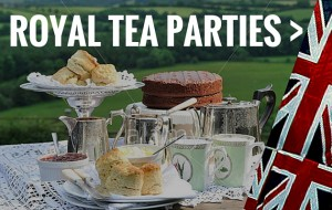 Celebrate the queen's 90th birthday at the Field & Country Fair with a Royal Tea Party