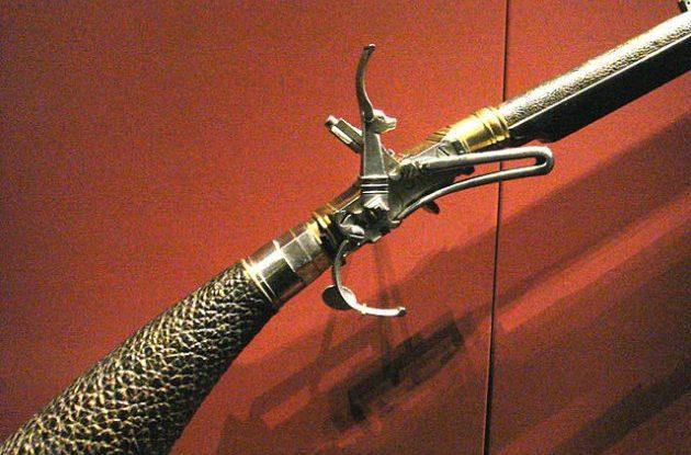 history of airguns