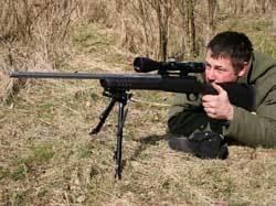 winchester coyote lite rifle