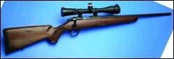 Sako Quad Hunter .22LR rifle review.