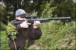 BSA Lightning XL Tactical air rifle