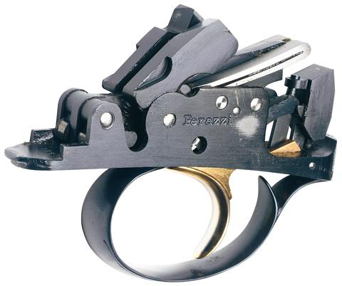 Perazzi MX8 trigger assembley.