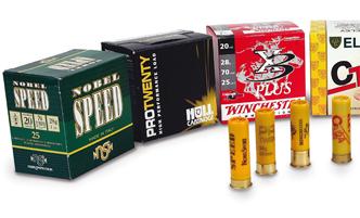 20-bore shotgun cartridges