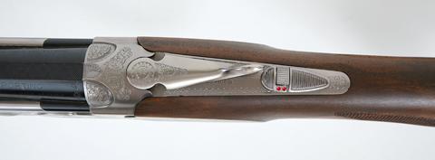 Beretta 28-bore shotgun toplever.