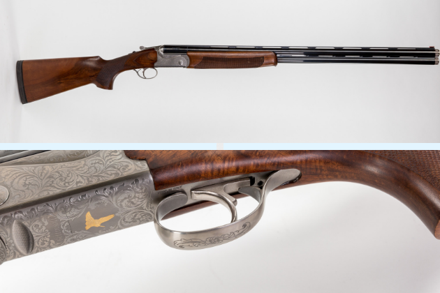 Bettinsoli Super Sport - a clay shooter's dream shotgun
