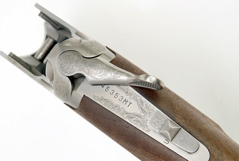 Browning Elite toplever.