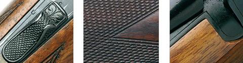 Huglu Europa shotgun detail.