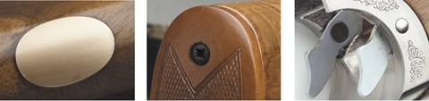 Beretta 687 EL Gold Pigeon II details.