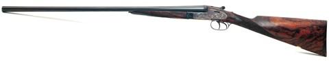 AyA No.1 Sidelock shotgun.