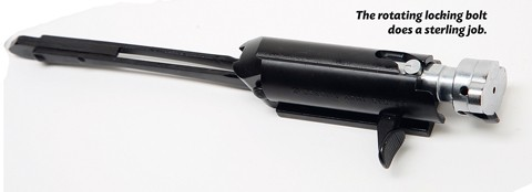 Benelli Black Eagle 2 bolt.