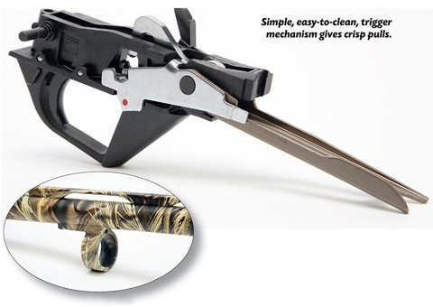 Benelli Black Eagle 2 trigger mechanism.