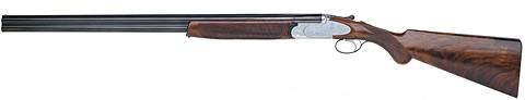 John MacNab Supreme sideplate shotgun.