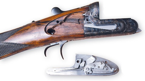 Arietta Crown 16-bore shotgun