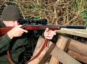 Anschutz XIV Carbine  22LR rifle review review - Shooting UK