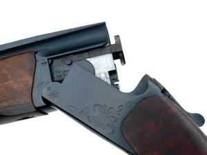 Baikal 12-bore shotgun