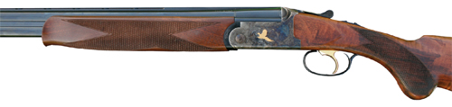 Rottweil 20-bore shotgun.