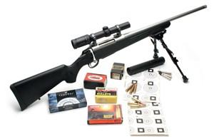 Tikka .308 Lite T3 rifle