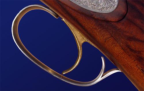 Beretta 687 EELL trigger.