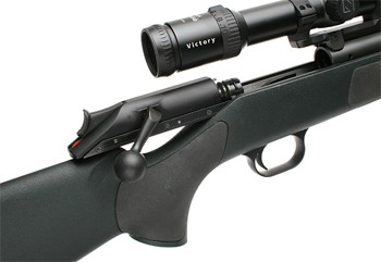 Blaser Professional R93 Rifle Review Review Shooting Uk