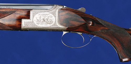Browning B25 16-bore shotgun