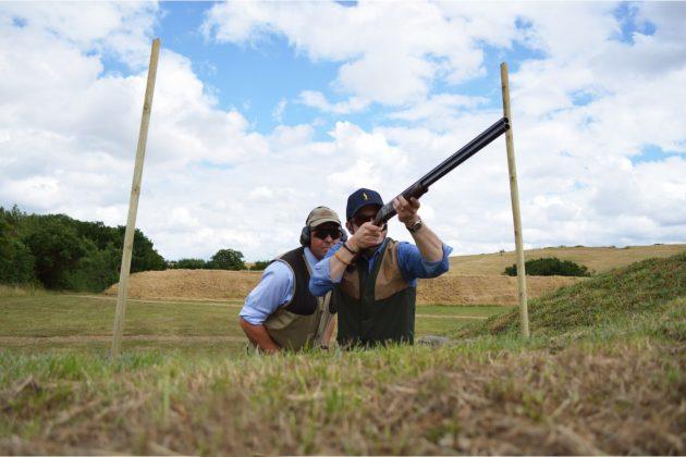 West London Shooting School ground