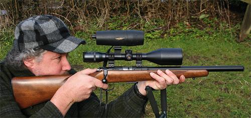 MAE Phantom .22LR rifle