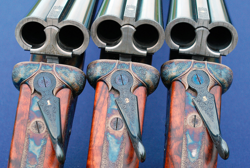 Westley Richards shotguns
