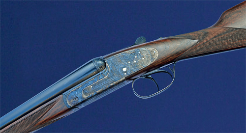 AyA No.2 round body shotgun