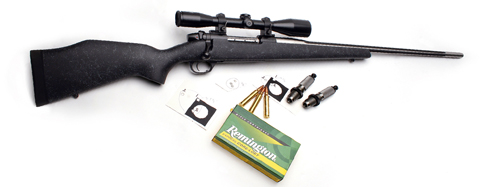 Weatherby Accumark .300 magnum rifle