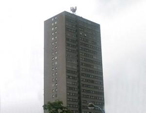 council block