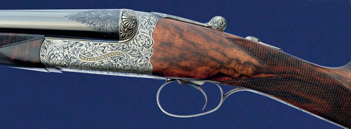Westley Richards shotgun