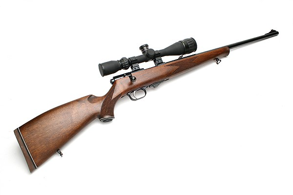 Weihrauch HW60J .17HMR rifle review review - Shooting UK