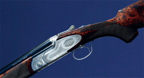 William Powell Pegasus shotgun