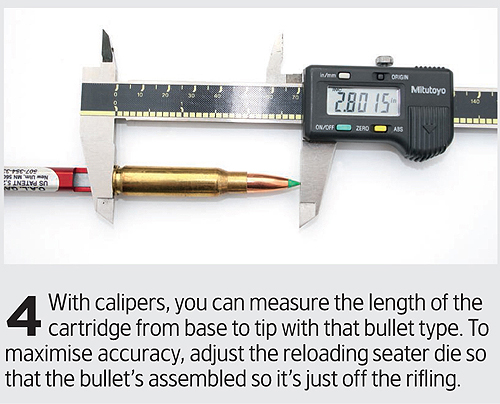 Optimise your rifle accuracy