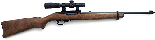 Ruger 10/22 RB rimfire rifle