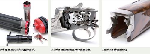 Winchester Select 2 shotgun details