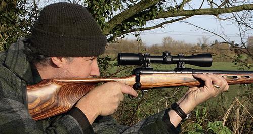 Savage 11 BTH rifle review