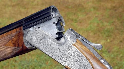 William Evans St. James 12-bore shotgun review.