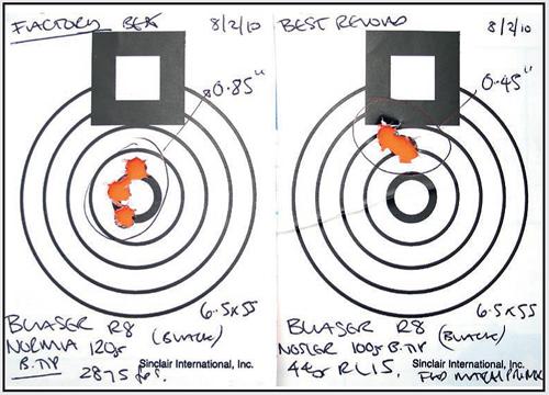 Blaser R8 Black Edition rifle