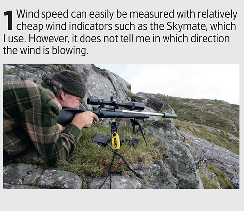How to judge wind direction when rifle shooting