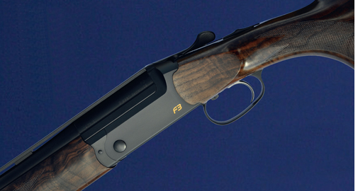Blaser F3 MkII shotgun review.