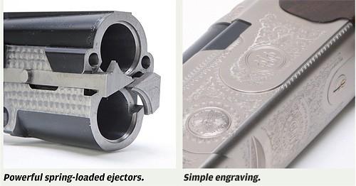 Beretta Universal shotgun.
