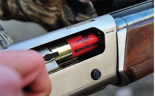Browning Maxus semi-auto shotgun