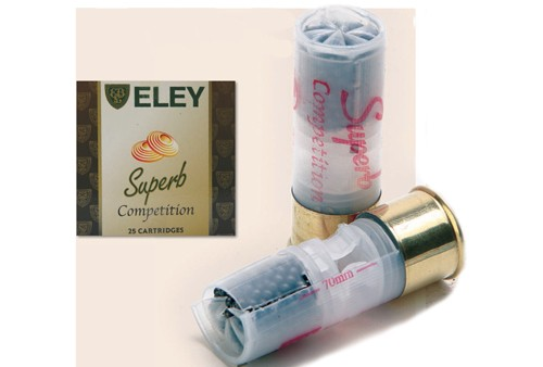 Eley superb cartridges.