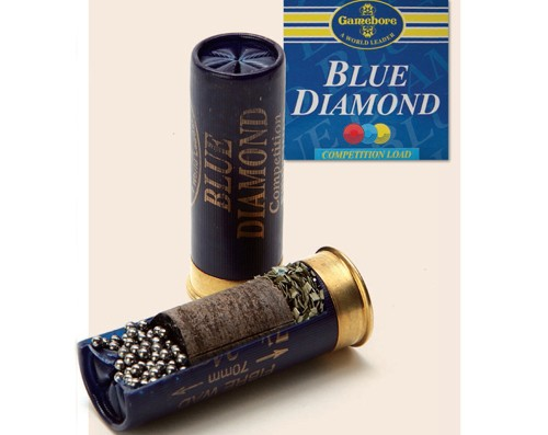 Gamebore blue diamond cartridges.