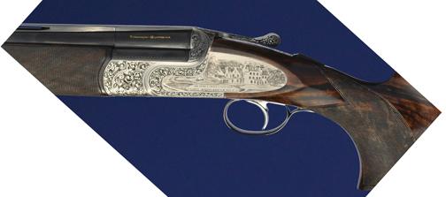 Kemen Suprema Titanium shotgun