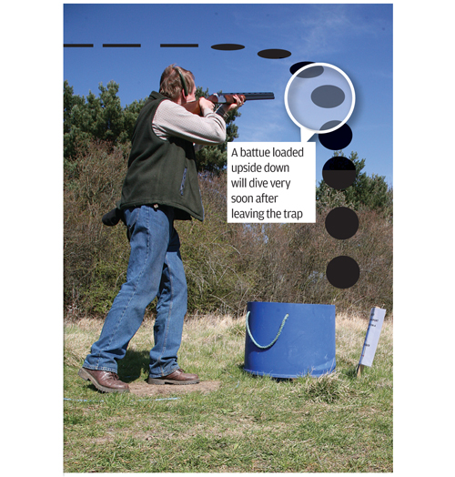 Clay shooting: How to hit battues